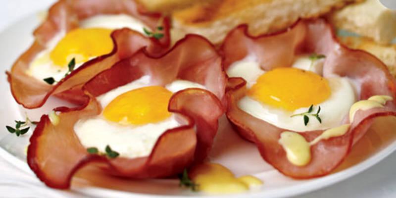 recette œufs cocotte au jambon facile jeux 2 cuisine
